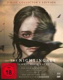 The Nightingale (Blu-ray & DVD im Mediabook), 1 Blu-ray Disc und 1 DVD