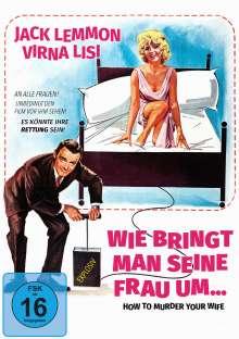 Wie bringt man seine Frau um, DVD