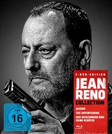 Jean-Reno-Collection (Blu-ray), 3 Blu-ray Discs