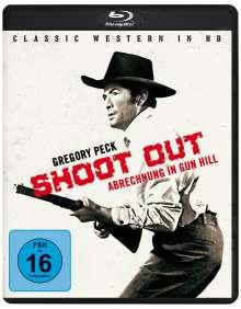 Shoot Out - Abrechnung in Gun Hill (Blu-ray), Blu-ray Disc