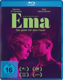 Ema - Sie spielt mit dem Feuer (Blu-ray), Blu-ray Disc