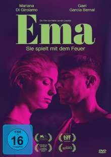 Ema - Sie spielt mit dem Feuer, DVD