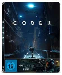 Code 8 (Blu-ray im Steelbook), Blu-ray Disc