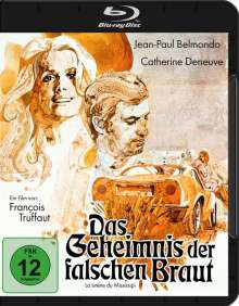 Das Geheimnis der falschen Braut (Blu-ray), Blu-ray Disc