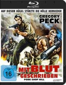 Mit Blut geschrieben (Blu-ray), Blu-ray Disc