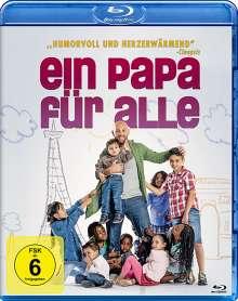 Ein Papa für alle (Blu-ray), Blu-ray Disc