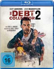 The Debt Collector 2 (Blu-ray), Blu-ray Disc
