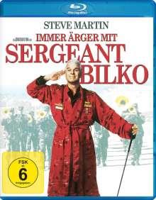 Immer Ärger mit Sergeant Bilko (Blu-ray), Blu-ray Disc