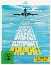 Airport - Die Edition (Blu-ray), 4 Blu-ray Discs