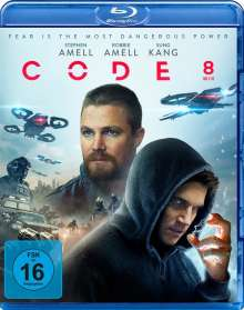 Code 8 (Blu-ray), Blu-ray Disc