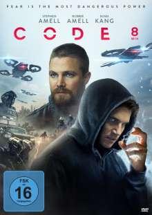 Code 8, DVD
