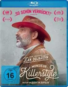 Monsieur Killerstyle (Blu-ray), Blu-ray Disc