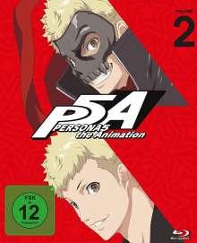 PERSONA5 the Animation Vol. 2 (Blu-ray), Blu-ray Disc