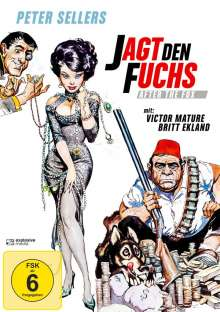 Jagt den Fuchs, DVD