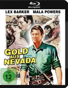 Gold aus Nevada (Blu-ray), Blu-ray Disc