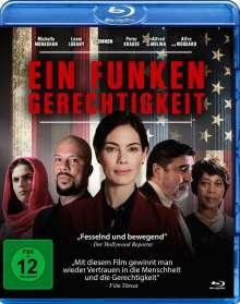 Ein Funken Gerechtigkeit (Blu-ray), Blu-ray Disc