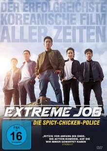 Extreme Job - Spicy-Chicken-Police, DVD
