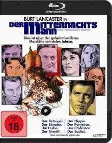 Der Mitternachtsmann (Blu-ray), Blu-ray Disc