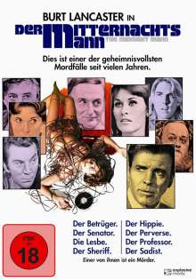 Der Mitternachtsmann, DVD