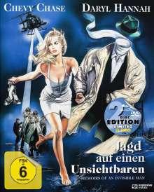 Jagd auf einen Unsichtbaren (Blu-ray & DVD im Mediabook), 2 Blu-ray Discs