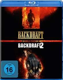 Backdraft 1 & 2 (Blu-ray), 2 Blu-ray Discs