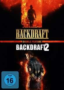 Backdraft 1 & 2, 2 DVDs
