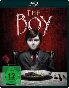 The Boy (Blu-ray), Blu-ray Disc