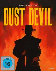 Dust Devil - The Final Cut (Limited Collectors Edition) (Blu-ray & DVD), 1 Blu-ray Disc und 2 DVDs