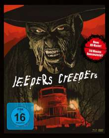 Jeepers Creepers (Blu-ray & DVD im Mediabook), 3 Blu-ray Discs