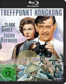 Treffpunkt Hongkong (Blu-ray), Blu-ray Disc