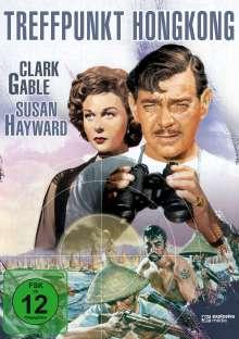 Treffpunkt Hongkong, DVD