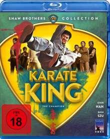 Karate King (Blu-ray), Blu-ray Disc