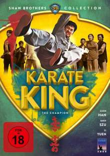 Karate King, DVD