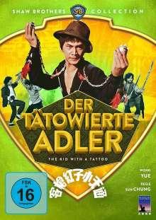 Der tätowierte Adler, DVD