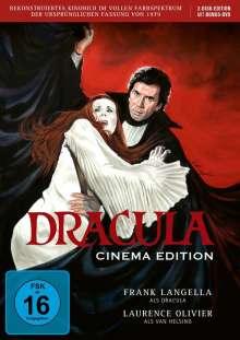 Dracula (1979) (Cinema Edition), 2 DVDs