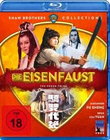 Die Eisenfaust (Blu-ray), Blu-ray Disc