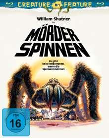 Mörderspinnen (Blu-ray), Blu-ray Disc