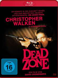 The Dead Zone (Blu-ray), Blu-ray Disc