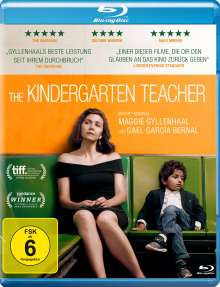 The Kindergarten Teacher (2018) (Blu-ray), Blu-ray Disc