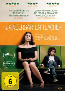 The Kindergarten Teacher (2018), DVD