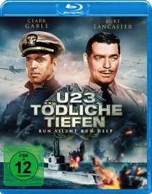 U 23 - Tödliche Tiefen (Blu-ray), Blu-ray Disc