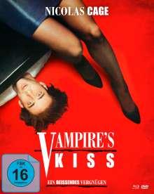 Vampire's Kiss (Blu-ray & DVD im Mediabook), 1 Blu-ray Disc und 1 DVD