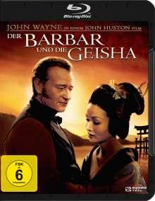 Der Barbar und die Geisha (Blu-ray), Blu-ray Disc