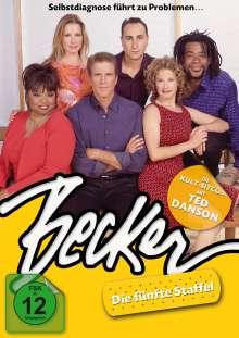 Becker Staffel 5, 3 DVDs