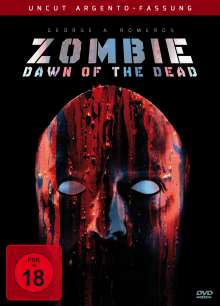 Zombie - Dawn of the Dead, DVD