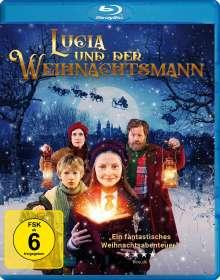 Lucia und der Weihnachtsmann (Blu-ray), Blu-ray Disc