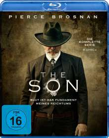 The Son (Komplette Serie) (Blu-ray), 4 Blu-ray Discs