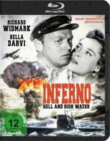 Inferno (1954) (Blu-ray), Blu-ray Disc