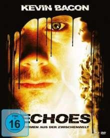 Echoes - Stimmen aus der Zwischenwelt (Blu-ray & DVD im Mediabook), 2 Blu-ray Discs