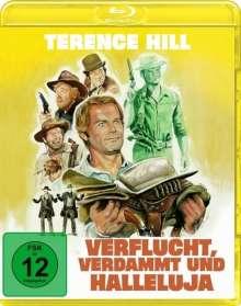 Verflucht, verdammt und Halleluja (Blu-ray), Blu-ray Disc